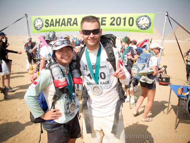 sahara race 250km-97