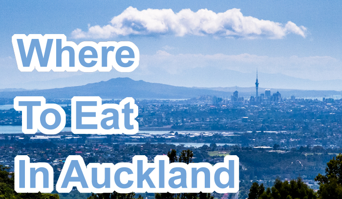 where to eat auckland